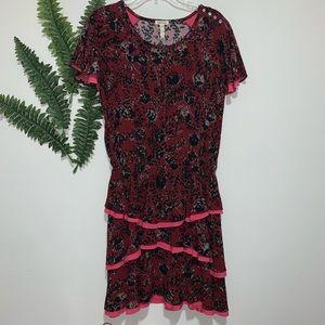 Matilda Jane Forever Helena Dress S Adult EUC